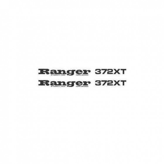 Ranger 372xt Boat Kit Decal...