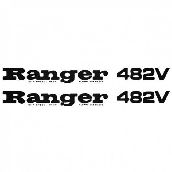 Ranger 482v Boat Kit Decal...