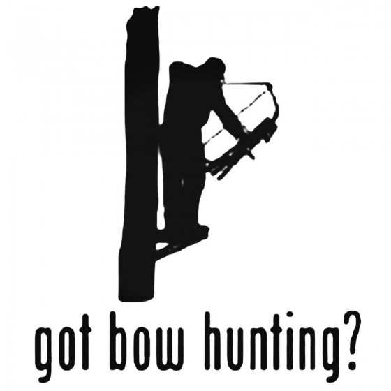 Got S Got Bowhunting Decal