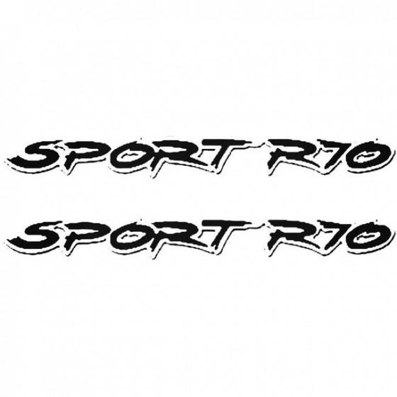 Ranger Sport R70 Boat Kit...