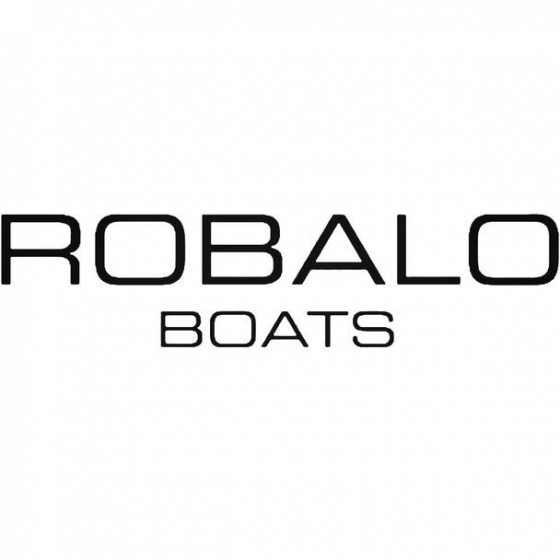 Robalo S Boat Kit Decal...