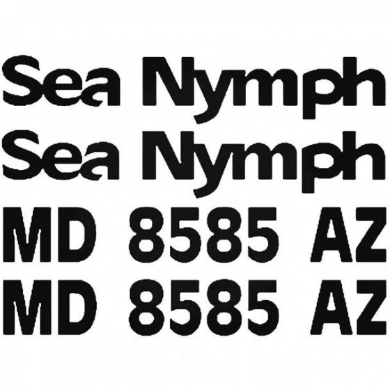 Sea Nymph 8585 Boat Kit...