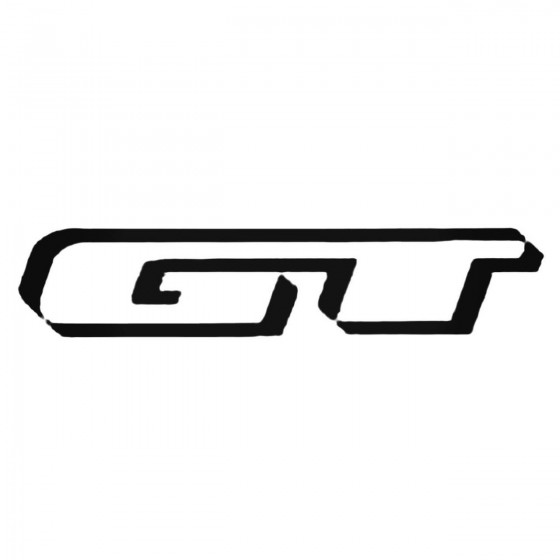 Gt Bicycles Solo Decal Sticker