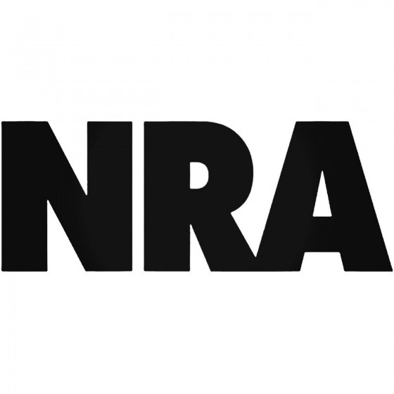 Gun S Nra Guns Decal
