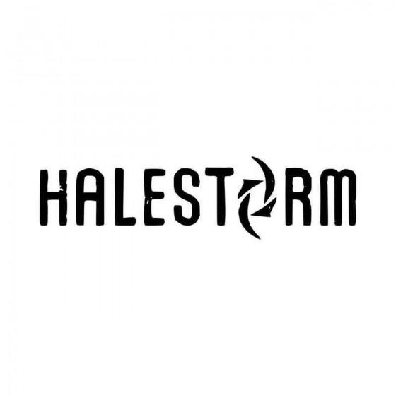 Halestorm Band Logo Vinyl...
