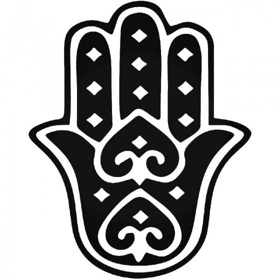 Hamsa Khamsa Hand Amulet...