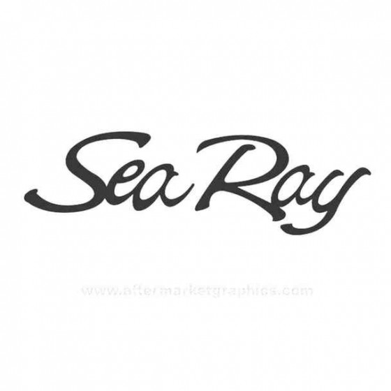 Sea Ray S 02 Boat Kit Decal...