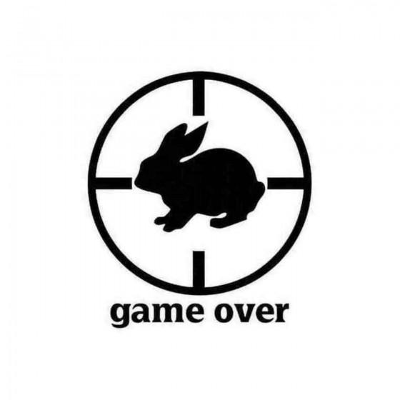 Hare Sitting Under The Gun...