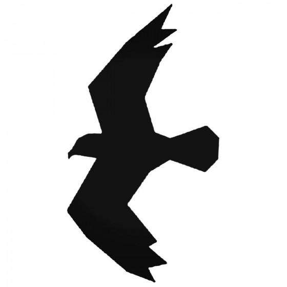 Hawk 1 Decal Sticker
