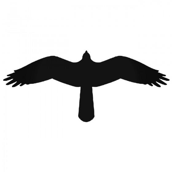 Hawk 2 Decal Sticker