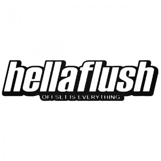 Hellaflush Offset Hella...