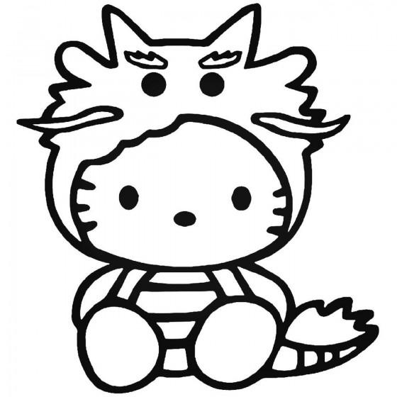 Hello Kitty Dragon Vinyl...