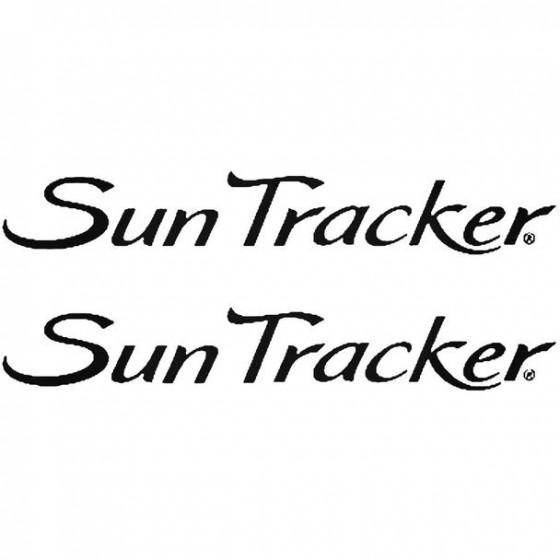 Sun Tracker Boat Kit Decal...
