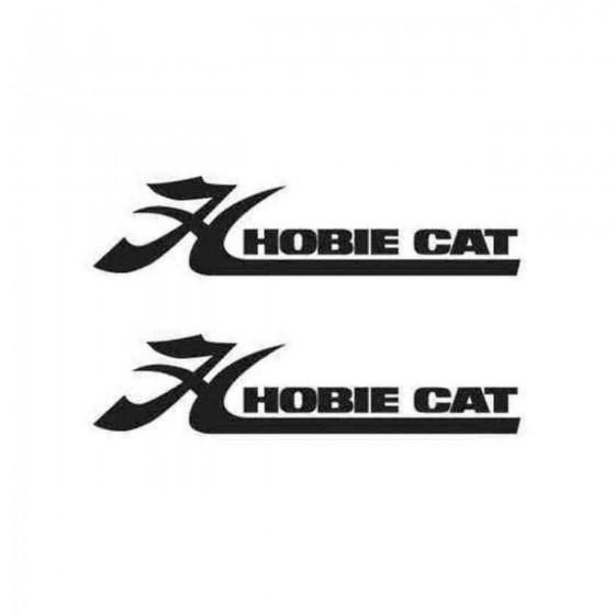 Hobie Cat Boat S Decal Sticker