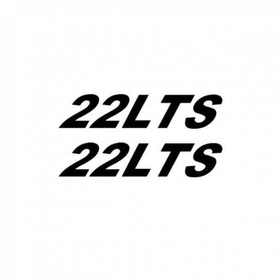 Triton S 22lts Boat Kit...