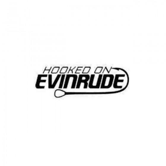 Hooked On Evinrude Fishing...