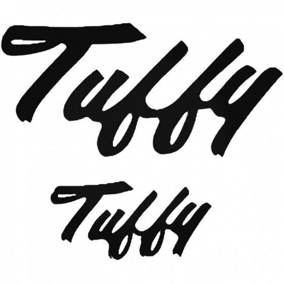 Tuffy Boat Kit Decal Sticker