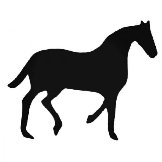 Horse 2 Decal Sticker
