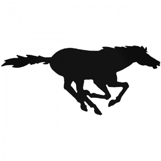 Horse Aj Decal Sticker