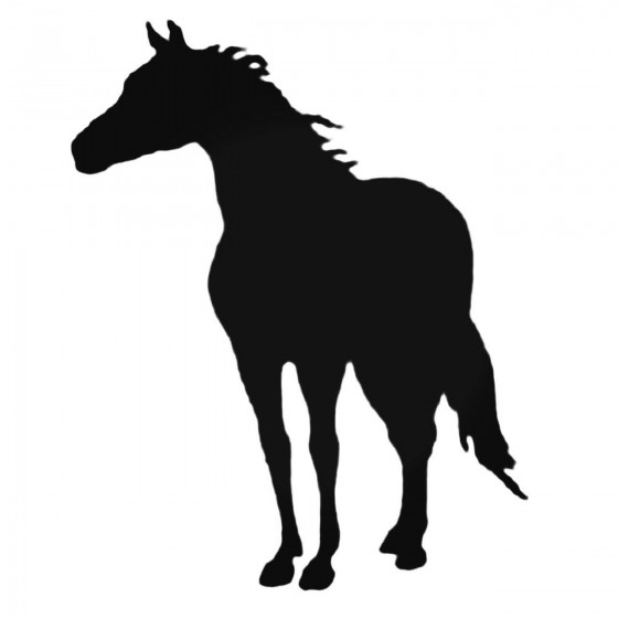 Horse Style 1style 1 Decal...