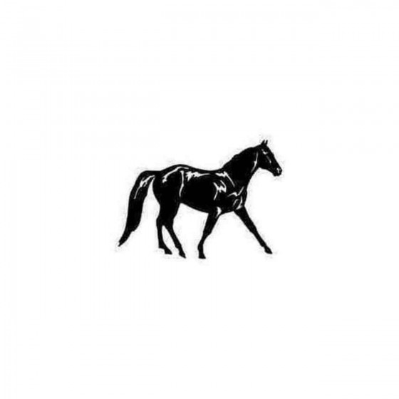 Horse Style 3 Decal Sticker