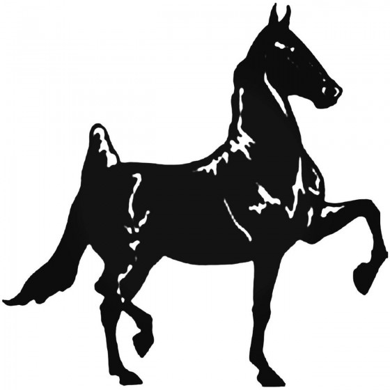Horse Vinyl Decal