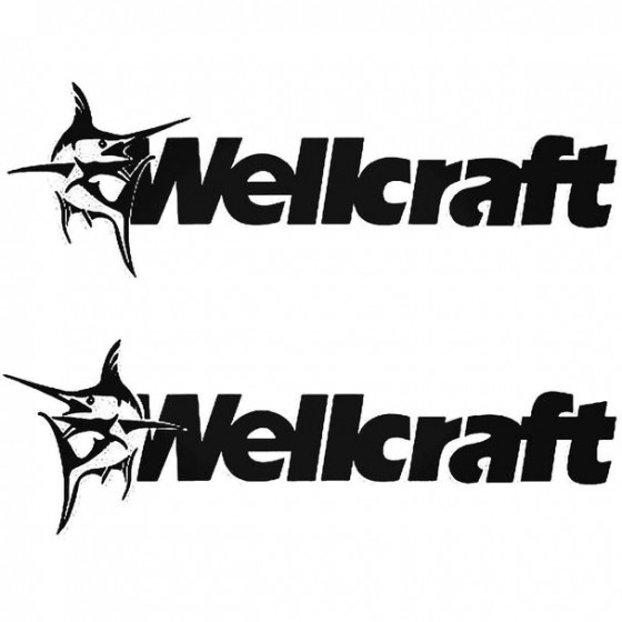 Wellcraft Style 2 Boat Kit...
