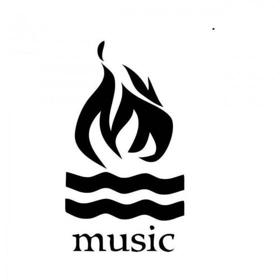 Hot Water Music Logo Vinyl...