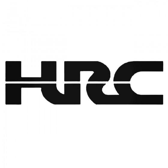 Hrc Aftermarket Decal Sticker