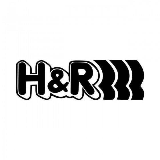 HR Spring Aftermarket Vinyl...