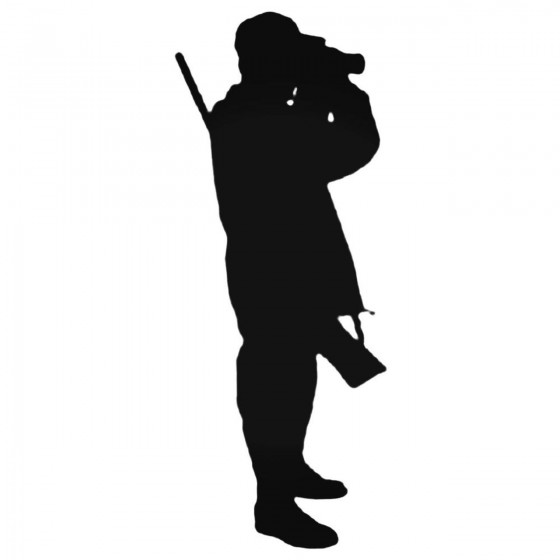 Hunter Silhouette Style 3...