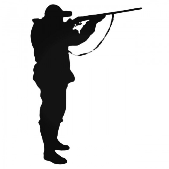 Hunter Silhouette Style 4...