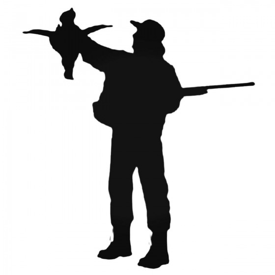 Hunter Silhouette Style 5...