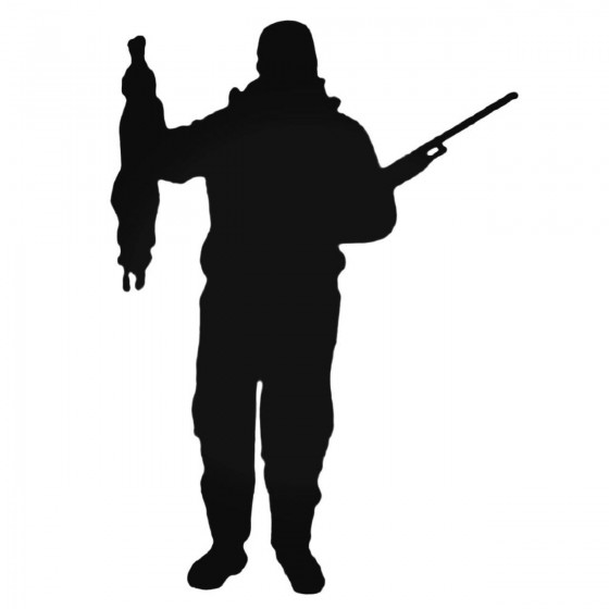 Hunter Silhouette Style 6...