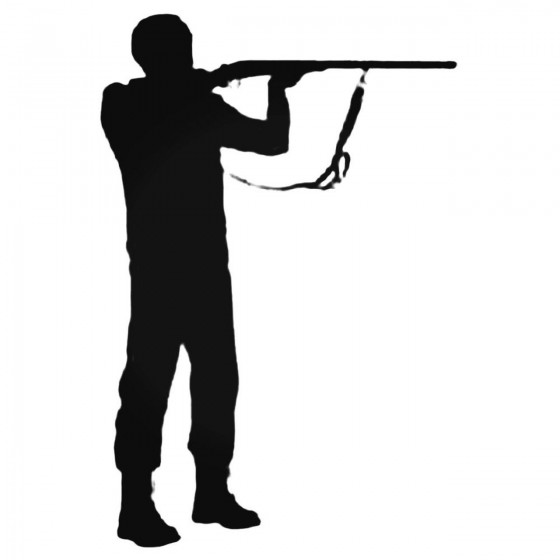 Hunter Silhouette Style 8...