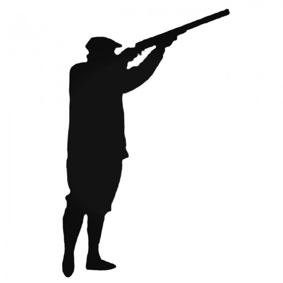 Hunter Silhouette Style 9...