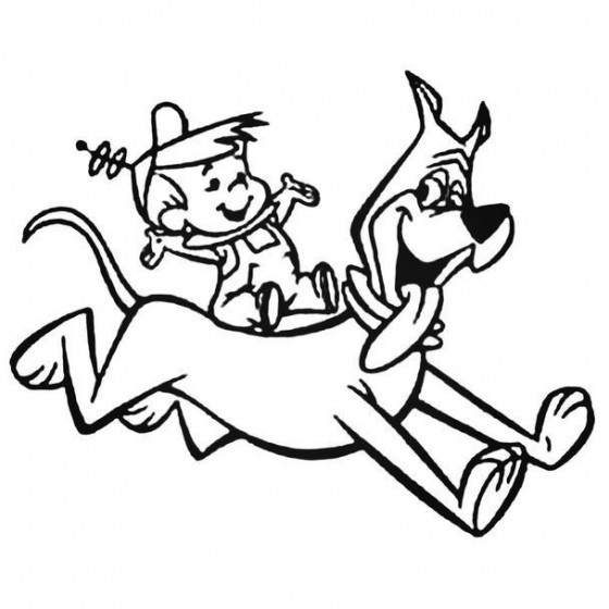 Astro And Elroy Jetson