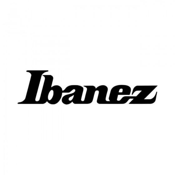 Ibanez Guitar Logo Japanese...