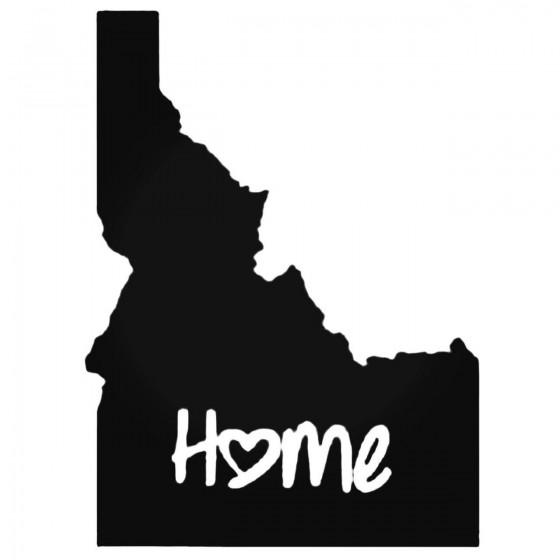 Idaho Home Style 2 Decal...