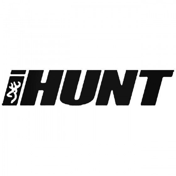 I Hunt 2 Hunting Die Cut...