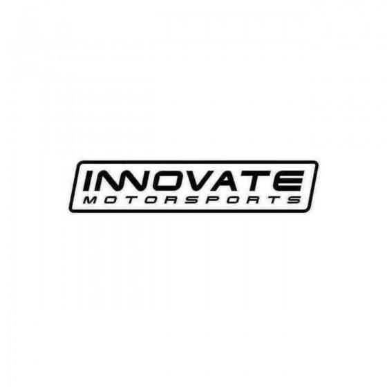 Innovate Motorsports S Vinl...