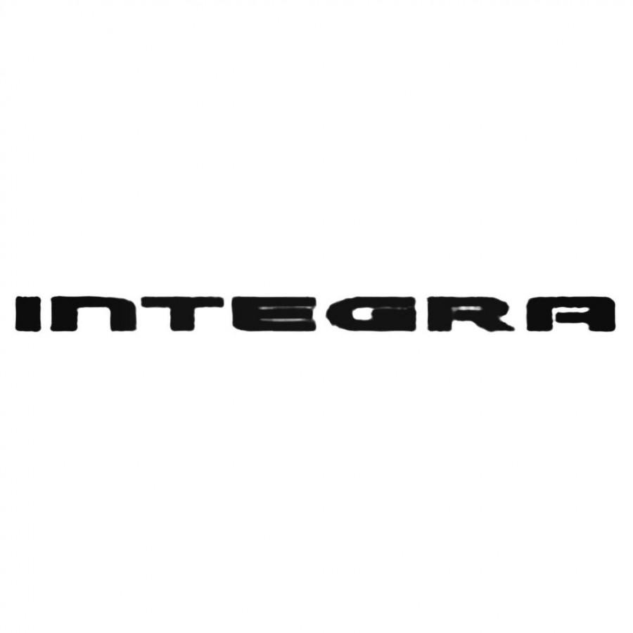 Buy Integra Decal Sticker Online