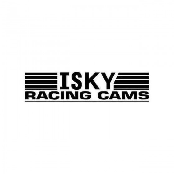 Isky Racing Cams Graphic...