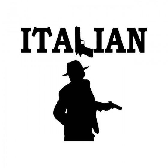 Italian Gangster Vinyl...