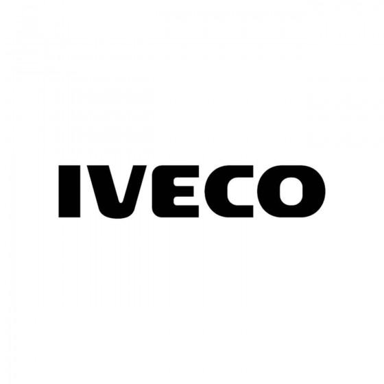 IVECO Vinyl Decal Sticker